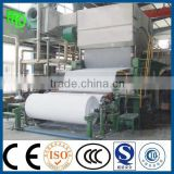 Most energy saving machine 5-11t/dHigh Speed 2400mm Cylinder Mold Upside Down Pulp Tissue Napkin Toilet Paper Making Machine