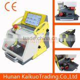 2016 high security car key cutting machine price and fully automatic sec-e9 key cutting machine price sec-e9