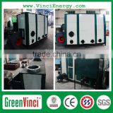 Greenvinci fully automatic Biomass hot air generator /drying equipment connecting with rotary dryer machine for mineral industry