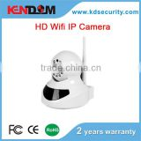 Wholesale price Kendom New 720p HD wireless camera with alarm 360 degree wireless camera for baby use wifi cctv camera