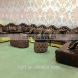 sophisticated technology Brown arab sofa HYS10                                                                         Quality Choice