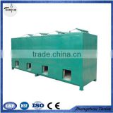 energy-saving coconut shell Carbonization furnace,Green-Tec stove carbonizing kiln furnace