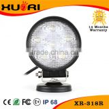 18w Led Work Light Aluminium Housing Off-road Lights Driving Fog Lamp Spot Beam For Truck 4x4 Suv Boat Jeep Atv Ute Heavy Duty                                                                         Quality Choice