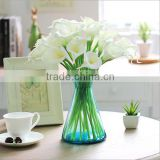 2016 New Home Decoration Garden Decoration Artificial Flowers Decorative Flowers Fabric Flower