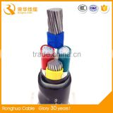 Low Voltage pvc insulated price 25mm electric cable                                                                         Quality Choice