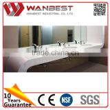 New products hot sale artificial stone countertop washbasin