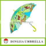 heat transfer printing customized cute umbrellas for kids