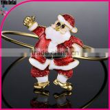 Creative christmas gift fashion bangle alloy jewely accessory