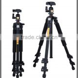 Professional best cheap camera tripod stand compact aluminum 360 head video DSLR digital zomei camera tripod stand for photo