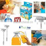 plastic water dispenser tap