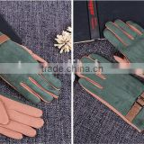 For Business Men Finger Touch Screen Gloves To Hand Protective