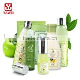 CO.E skin beauty Pore Controlling Series apple + mango face cream face mask lotion toner and facial cleanser