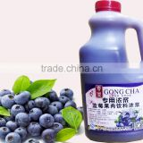 Blue Berry concentrate fruit juice