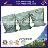 (DVCRX-KM250) genuine copier part black developer toner powder for Konica Minolta Bizhub 222 282 250 350 362 bk 300g/bag