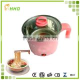 2016 high quality stainless steel electric hot pot for noodle or water                                                                         Quality Choice