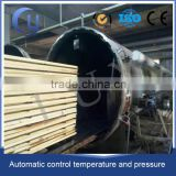 vacuum drying chamber for wood pine, spruce, larch, aspen
