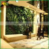 indoor and outdoor decoration fake plants artificial green wall                                                                         Quality Choice