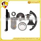 Best quality motorcycle replacement parts SR20 engine double timing chain kit for Sentra 200SX G20 Odyssey Pilot