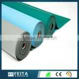 hight quality antistatic table rubber/ESD table top Mat/esd table mat