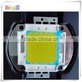 Competitive Quality Integrated Diode 30-34V 1750mA 6000-7000Lm Cool White 6000K High Power Bridgelux Chip 50W LED