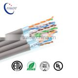 500MHz High-Quality CAT6A high speed lan cable 100% bare copper                                                                         Quality Choice