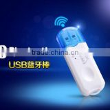 NEW design Stereo Audio/Car AUX Speaker USB Bluetooth Music Receiver Adapter/Usb wireless transmitter and receive