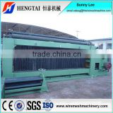 ISO CE Certificate Full Automatic Gabion Mesh Machine For Making Stone Mesh Made In China