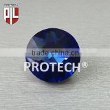 30mm blue crystal buttons for bed headboard uk market