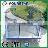 8x12 alibaba sign in product gym equipment trampoline outdoor playground rectangular PVC trampolines