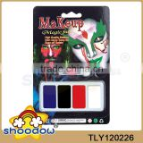 Toys And Games Halloween Party Item Face Painting Makeup Kit