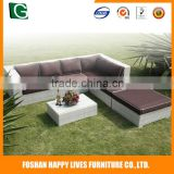 Cheap popular waterproof Bubble bag+Woven bag outdoor patio sofa bed for sale