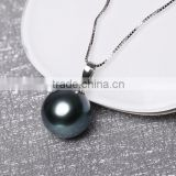 China Factory Newest Design 18K Tahitian Black Pearl Jewelry