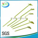 High quality full size bamboo stick for food