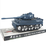Simulation Toy Tank
