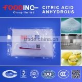 High quality 25kg bag citric acid anhydrous granule Manufacturer
