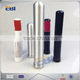 Aluminum cigar tubes wholesale,Food,cosmetic Usage and Aluminum Material leather drawing tube