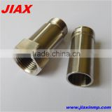 Inquiry about High Precision CNC machined steel o2 sensor spacer