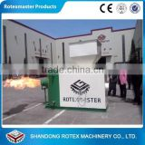 2016 Rotex Master Brand Biomass wood sawdust fuel pellet burner for sales