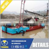small sand dredger Jet suction dredger