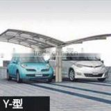 CL Y-JOINT Polycarbonate bayer material,used carport alibaba sale.gazebo carports
