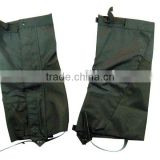 outdoor Waterproof and light weight leg gaiters
