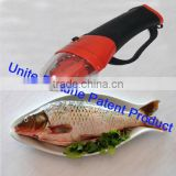 Unique! Patent product of fish scaler, electric fish scaler.fish processing equipment