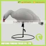 high quality canada inflatable full body snow goose decoy