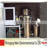 Vacuum Phosphate Ester Fire-Resistant Oil Purifier/Oil Filtration Systems With Oil Water Separator