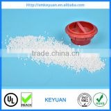 100% natural plastic raw material of PC/ABS Modified Engineering Plastic Granules