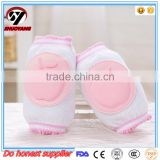 2017 Shuoyang factory wh2017 wholesale cute apple pictures Unisex Baby Crawling olesale volleyball knee pad baby sleeve for kids