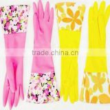 kitchen glove/kitchen safety glove/kitchen rubber gloves