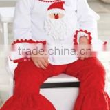 Wholesale children's boutique clothing smocked baby's christmas clothes children christmas costumes