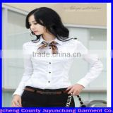 wholesale custom new style ladies latest office bank uniform design