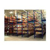 Heavy Duty Warehouse Steel Shelving Long span racking wire decking panel for box goods